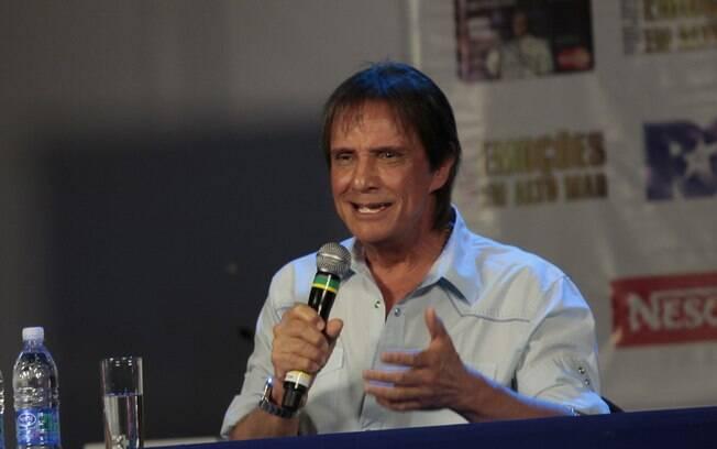 Roberto Carlos falou sobre BBB e defende o participante expulso, Daniel: