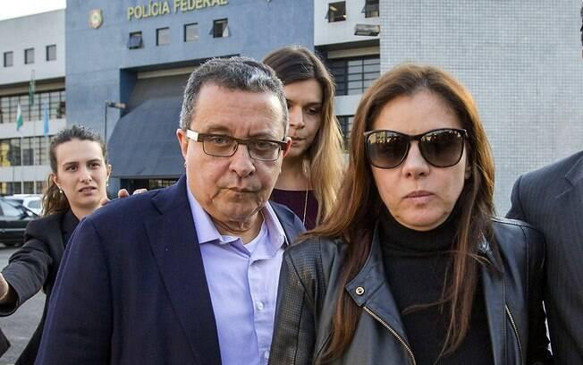 CPI do BNDES aprovou convocação dos marqueteiros João Santana e Mônica Moura