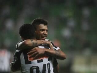 Esportes - Belo Horizonte - MG Jogo Atletico x Sport pela 31 rodada do Brasileirao  FOTO: FERNANDA CARVALHO / O TEMPO - 25.10.2014