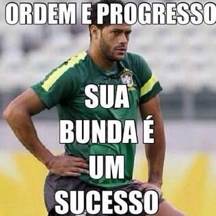 Hulk tem os melhores da Copa do Mundo do Brasil