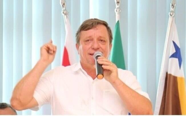 Darci Lermen é candidato a prefeito de Parauapebas, confirma TSE