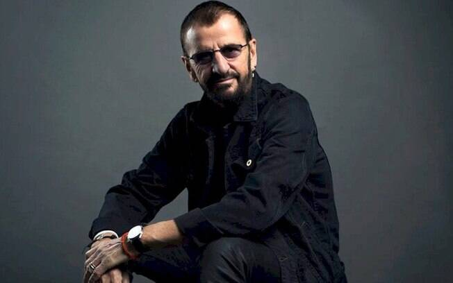 Ringo Starr lança o seu novo EP
