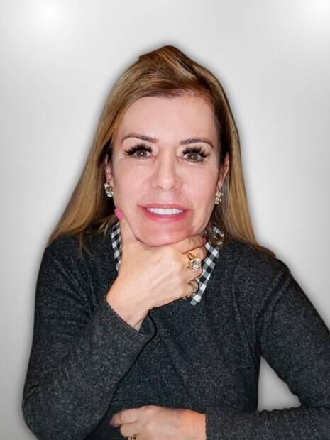 Iara Xavier, doutora em Saúde Pública, docente e palestrante