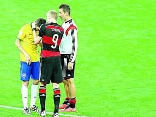 Aprendizagem. Brasil pode usar o exemplo da Alemanha, 3º lugar nas duas últimas Copas, para buscar motivação