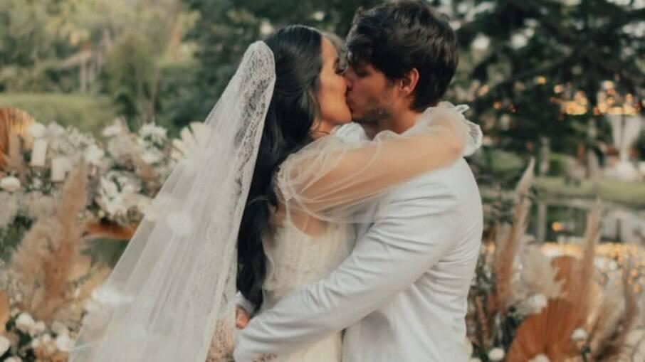 Casamento de Jade Seba e Bruno Guedes