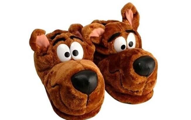 Pantufa do Scooby Doo custa R$ 139,90