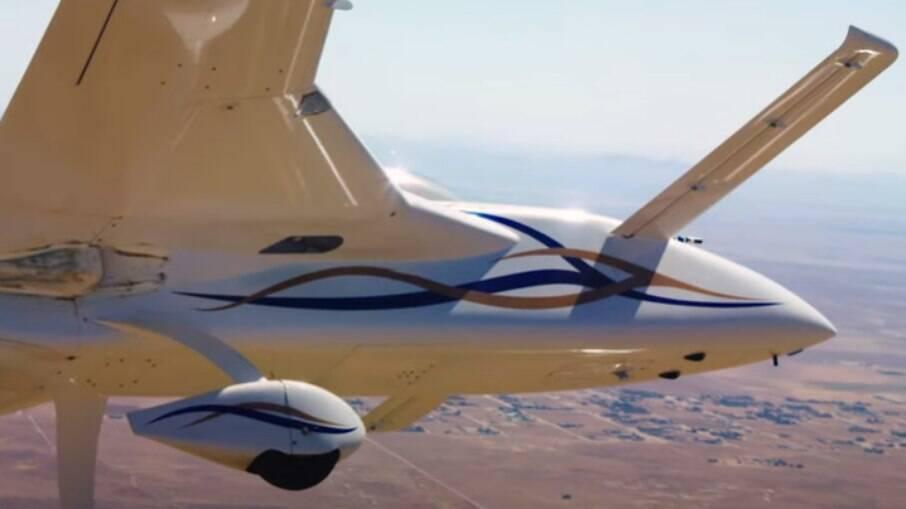 Avião autônomo da Merlin Labs