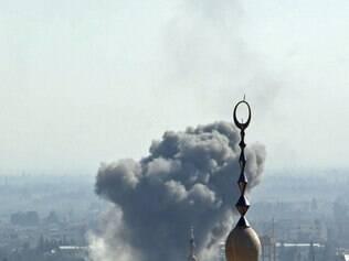 Ataques deixam 66 mortos na Síria