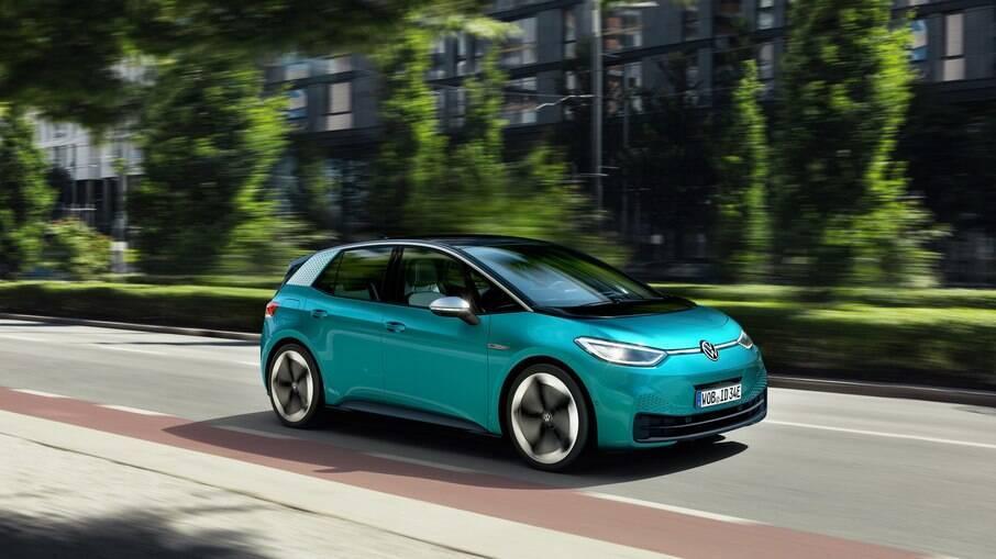 VW ID.3: primeiro carro 100% elétrico da marca tem mostrado que tem grande potencial no mercado europeu