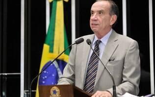 """""""O afastamento é a melhor saída"""", diz senador tucano sobre Cunha - Política - iG"""