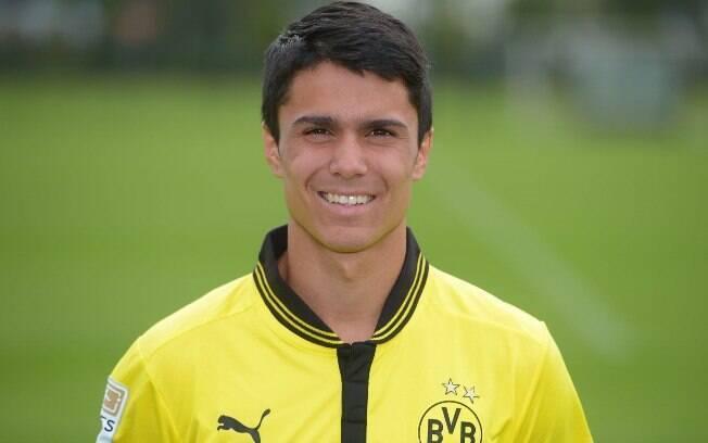 Leonardo Bittencourt, jovem meia-atacante do  Borussia Dortmund