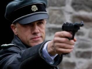 Christoph Waltz ficou conhecido internacionalmente pelo seu papel em