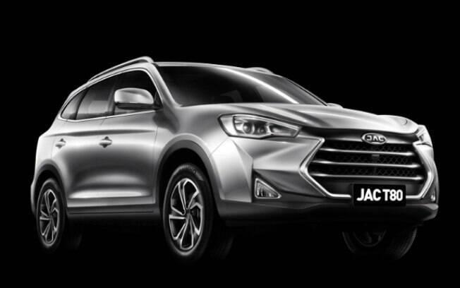 JAC T80: SUV será a nova vitrine tecnológica da marca. Será que vingará em seu segmento tão concorrido?