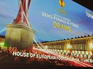 Grande decisão da Liga Europa está marcada para o dia 14 de maio, em Turim