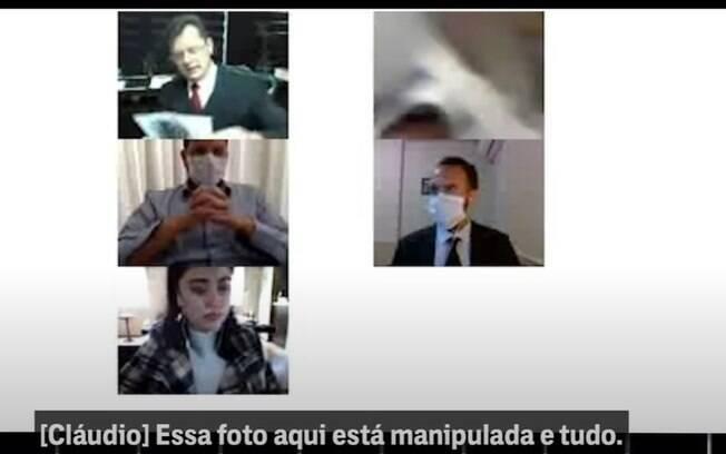 Advogado Cláudio Gastão da Rosa Filho comenta vazamento do vídeo da audiência