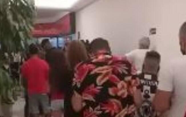 Com unidade única, Poupatempo de Campinas tem fila e aglomeração