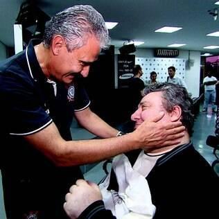Rodrigo Faro repete participação de Gerson Brenner e realiza sonho do ator na TV