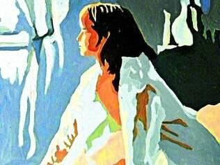 """A vida é arte. """"Despertar"""" é uma das obras que integram a exposição de Aluízio Siqueira sobre o belo"""
