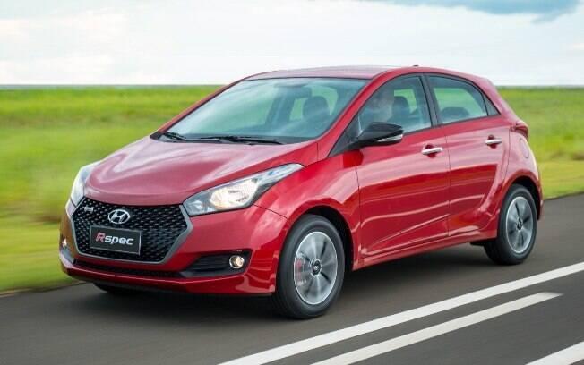 Na a briga com Chevrolet Onix e Fiat Argo, Hyundai HB20 2018 pode vir com central multimídia em todas as versões