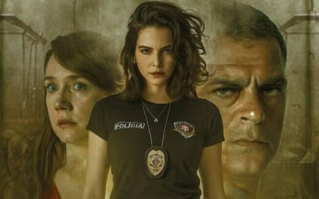 A nova série brasileira da Netflix 'Bom Dia, Verônica', aborda violência doméstica e destaca protagonismo feminino
