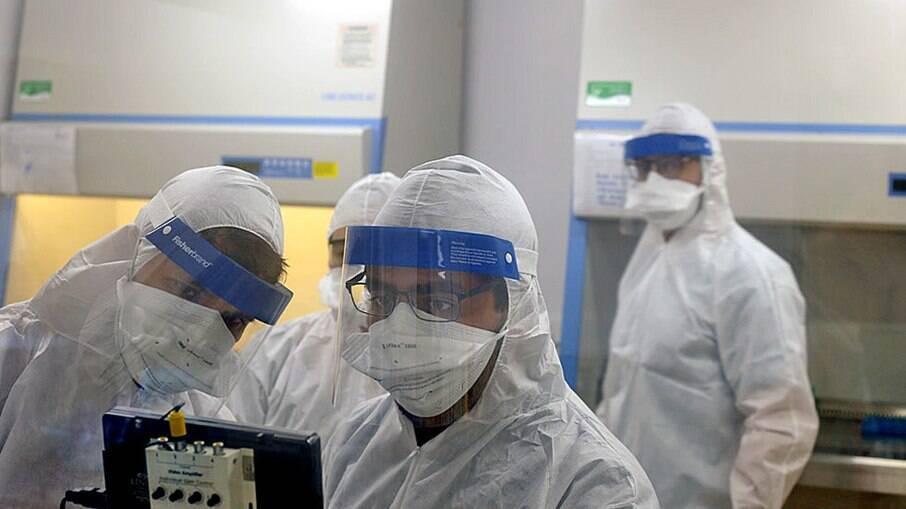 Variante britânica do coronavírus foi detectado na região de Campinas. (Foto ilustrativa)