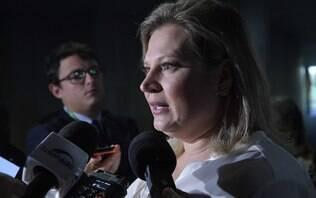 Joice Hasselmann avisa que se não se candidatar à prefeitura, tentará o governo