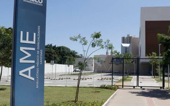 AME de Campinas terá mais 7 leitos UTI-Covid a partir de hoje