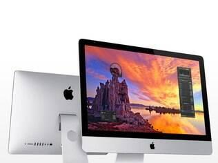 iMac, da Apple, chega ao Brasil com novos processadores da Intel