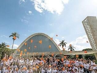 Semifinal foi realizada em Belo Horizonte, no dia 20 de outubro