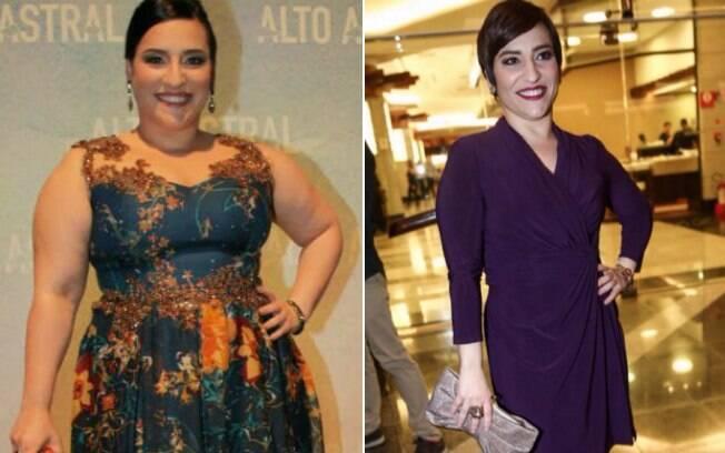 Simone Gutierrez emagrece 37 kg em um ano