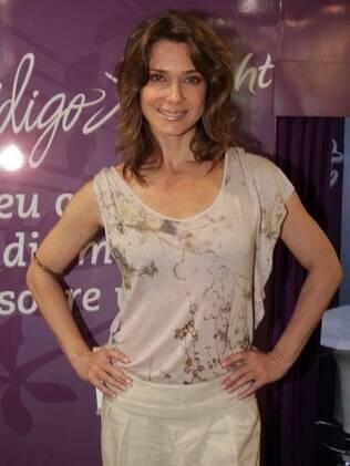 Letícia Spiller virou produtora e está incentivando o filho na carreira de ator