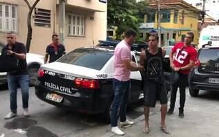 Lutador é preso suspeito de matar e postar foto da vítima em rede social