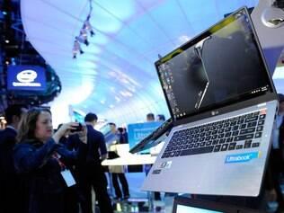 Ultrabook da LG na CES: novidades dos concorrentes devem ser avaliadas por funcionários da Apple