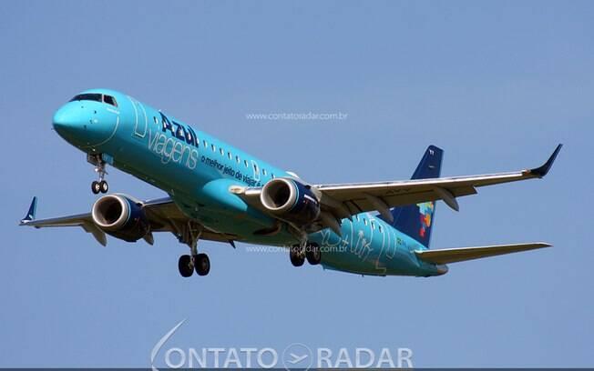 Passo Fundo voltará a receber voos da Azul em maio