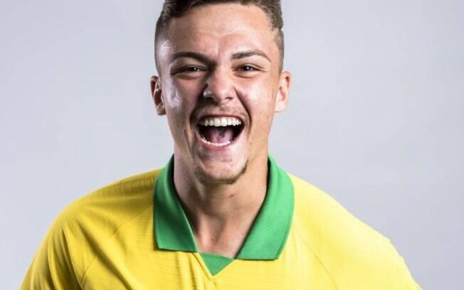 Jogador renovou com o Flamengo