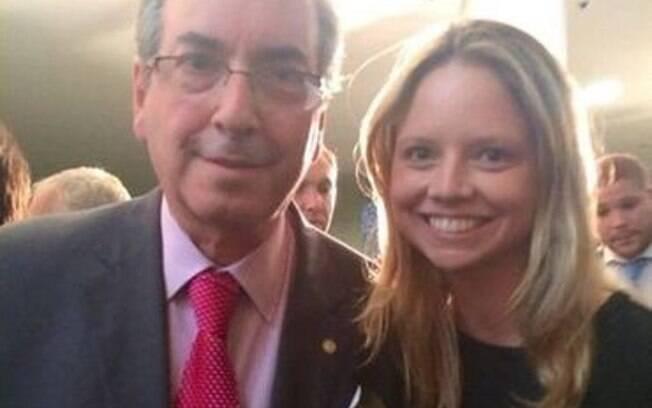 Danielle é filha do ex-deputado Eduardo Cunha e está de olho nas vagas que serão disputadas nas eleições de outubro
