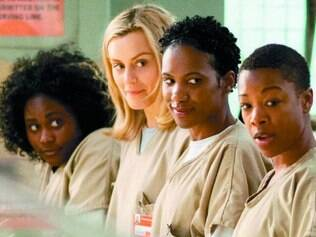 "Estatueta.  ""The Orange Is The New Black"", da Netflix, pode ser a grande vencedora"