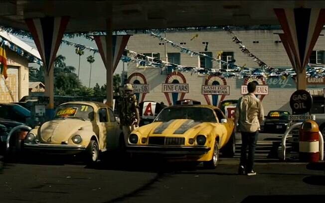 A Evolu 231 227 O Do Camaro Em Transformers Auto Ig