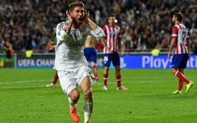 O Real Madrid de Sergio Ramos enfrentará o Atlético de Madrid e outros gigantes europeus na pré-temporada.