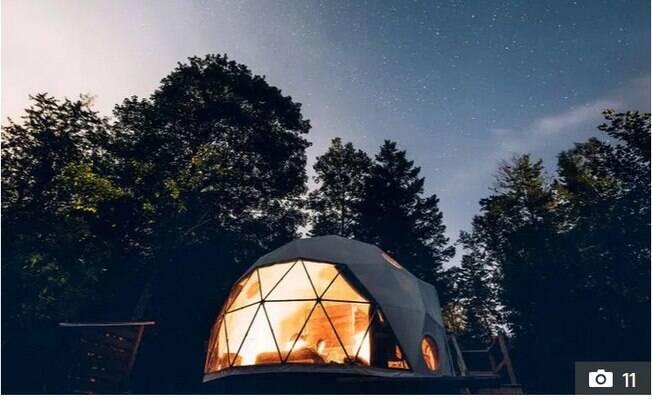Ridgeback Lodge, no Canadá