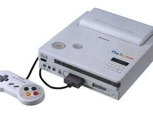 Primeiro Playstation foi criado em 1995