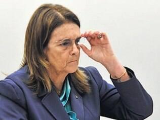 Graça Foster vai ao Senado terça-feira falar sobre denúncias contra Petrobras