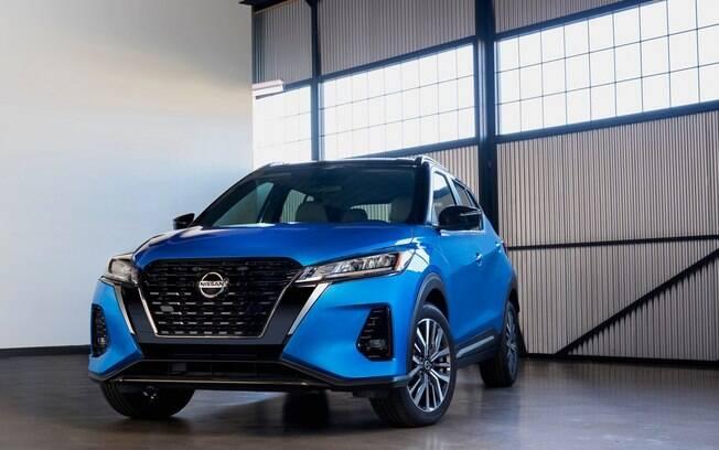Nissan Kicks 2021 (EUA): a versão vendida no Brasil no ano que vem será igual a que já está disponível no mercado norte-americano