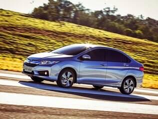 Nova geração do Honda City