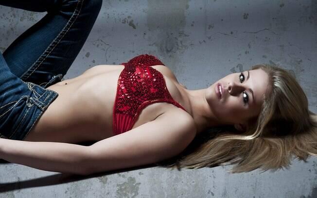 Paige Vanzant é uma das lutadoras do UFC