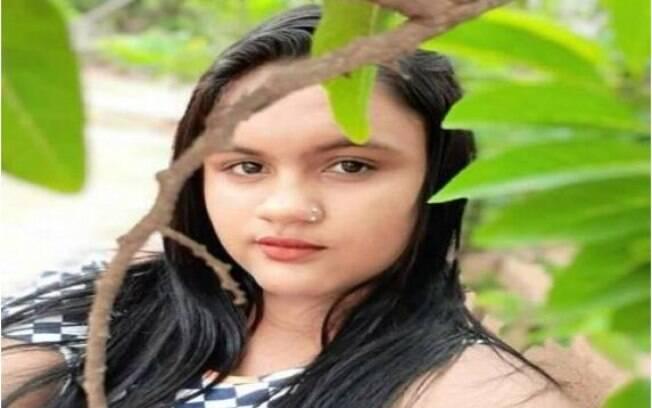 Lucyene Teixeira tinha 20 anos e foi morta pelo ex-marido na frente da filha do casal