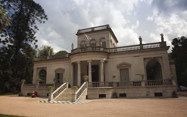 Museo Municipal Juan Manuel Blanes, no Prado