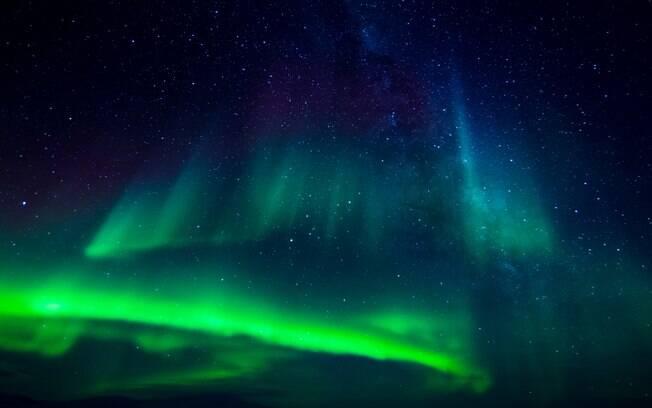 A Aurora Austral é um fenômeno lindo a ser observado na Nova Zelândia