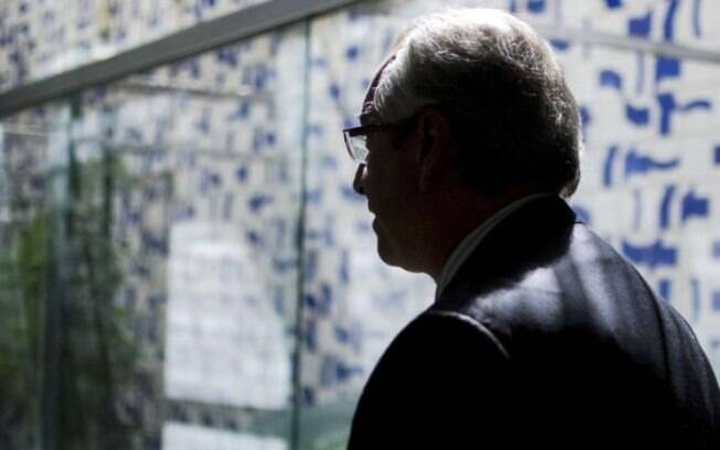 Preso desde outubro do ano passado, Eduardo Cunha foi preservado nos quadros de filiados ao PMDB