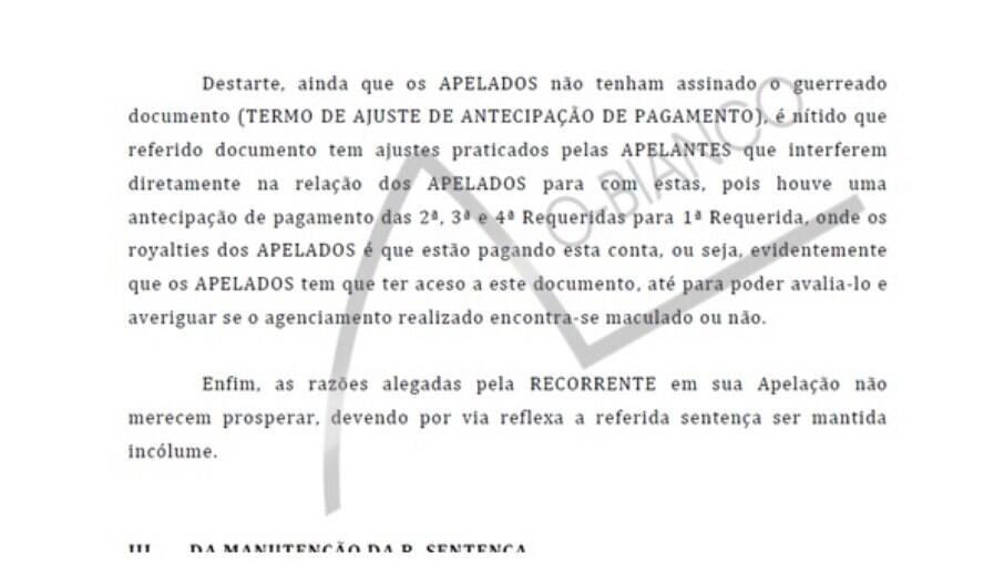 Sertanejos querem abertura de contas em processo